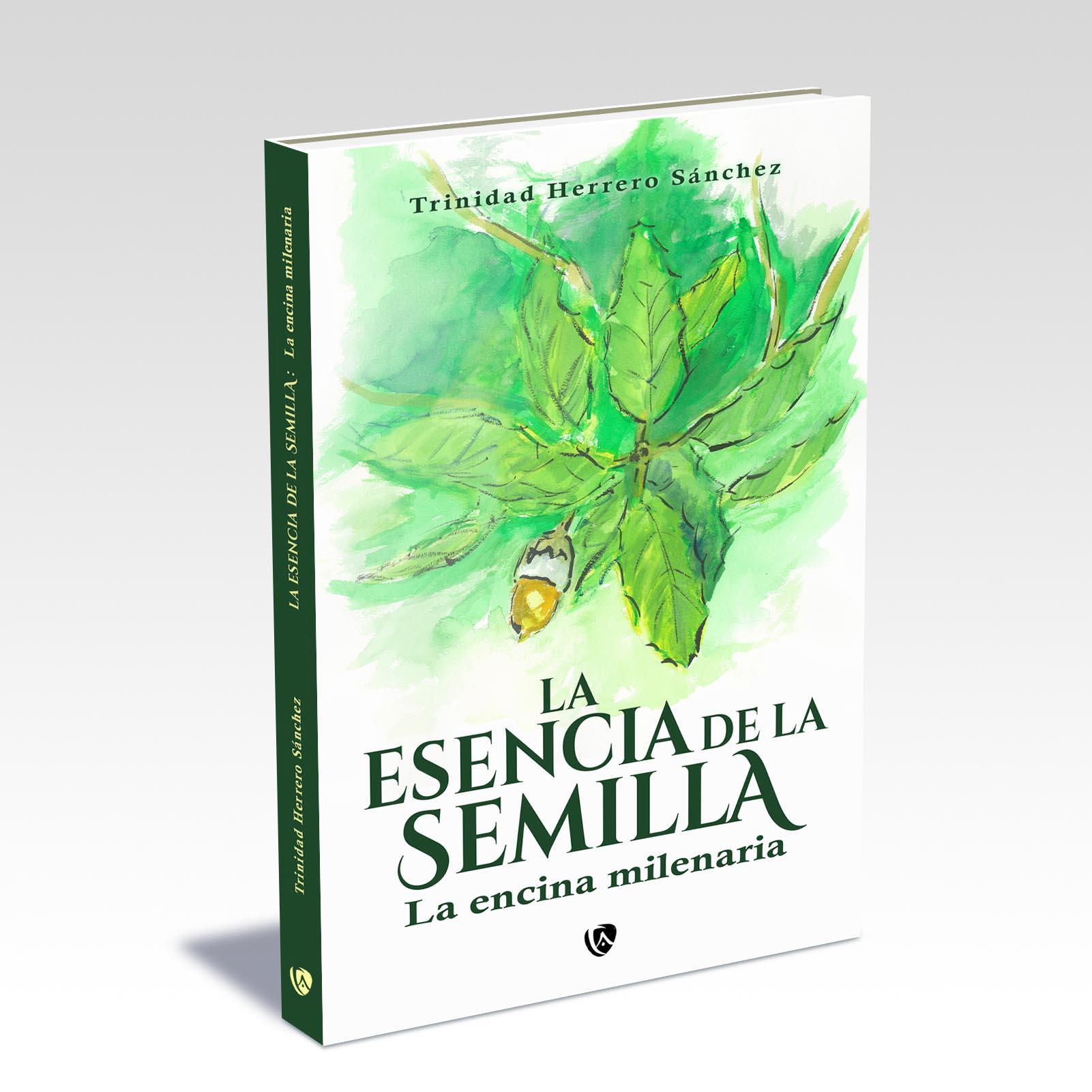 La esencia de la semilla 3D BOOK