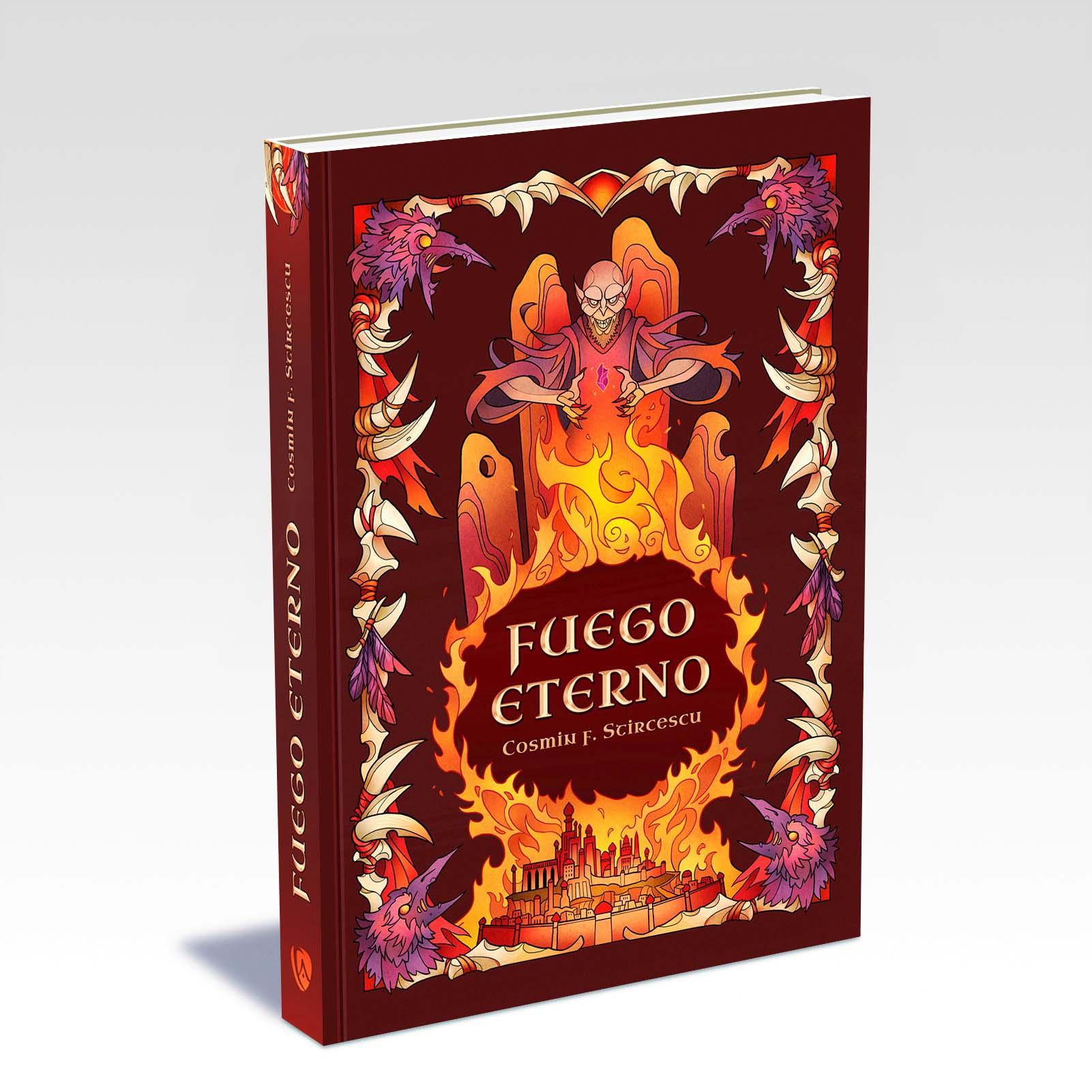 3D BOOK_FuegoEternoFondo