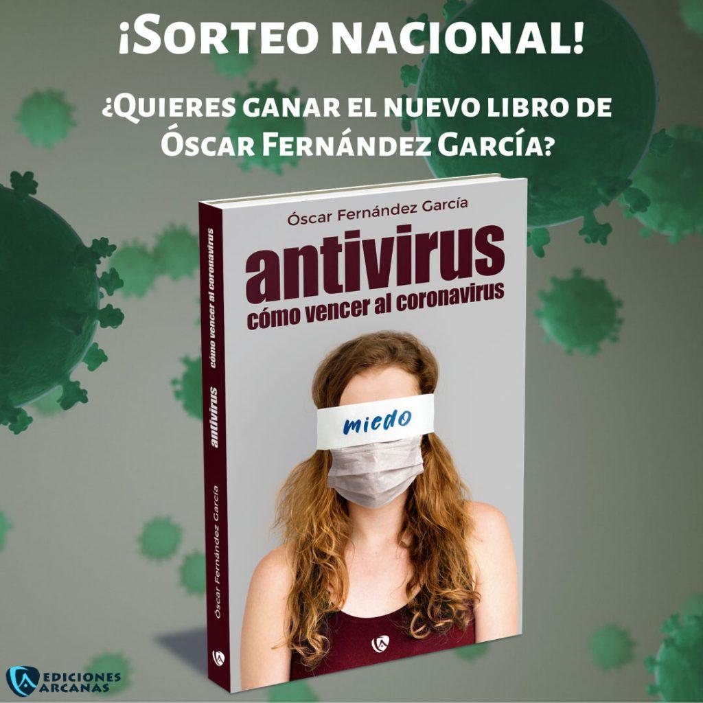 #sorteo Antivirus: cómo vencer al coronavirus