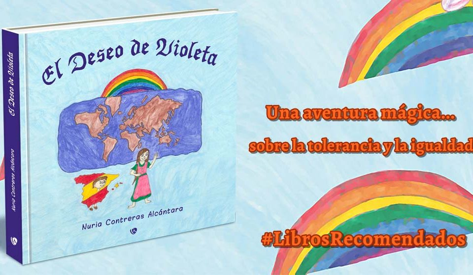 #sorteo El deseo de Violeta