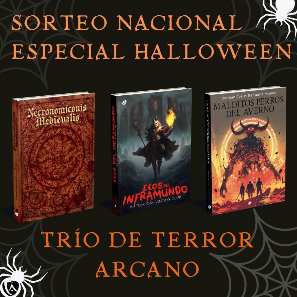 #sorteo de Halloween