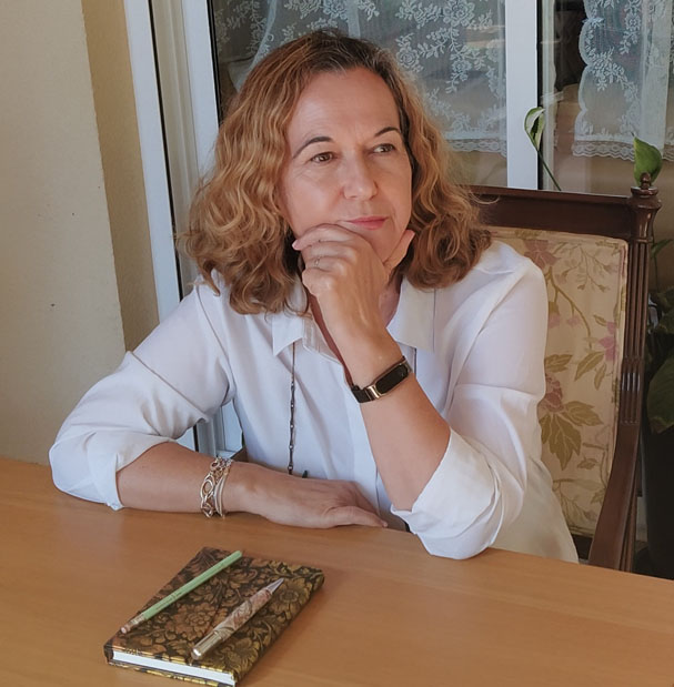 Antonia Moreno Peregrina
