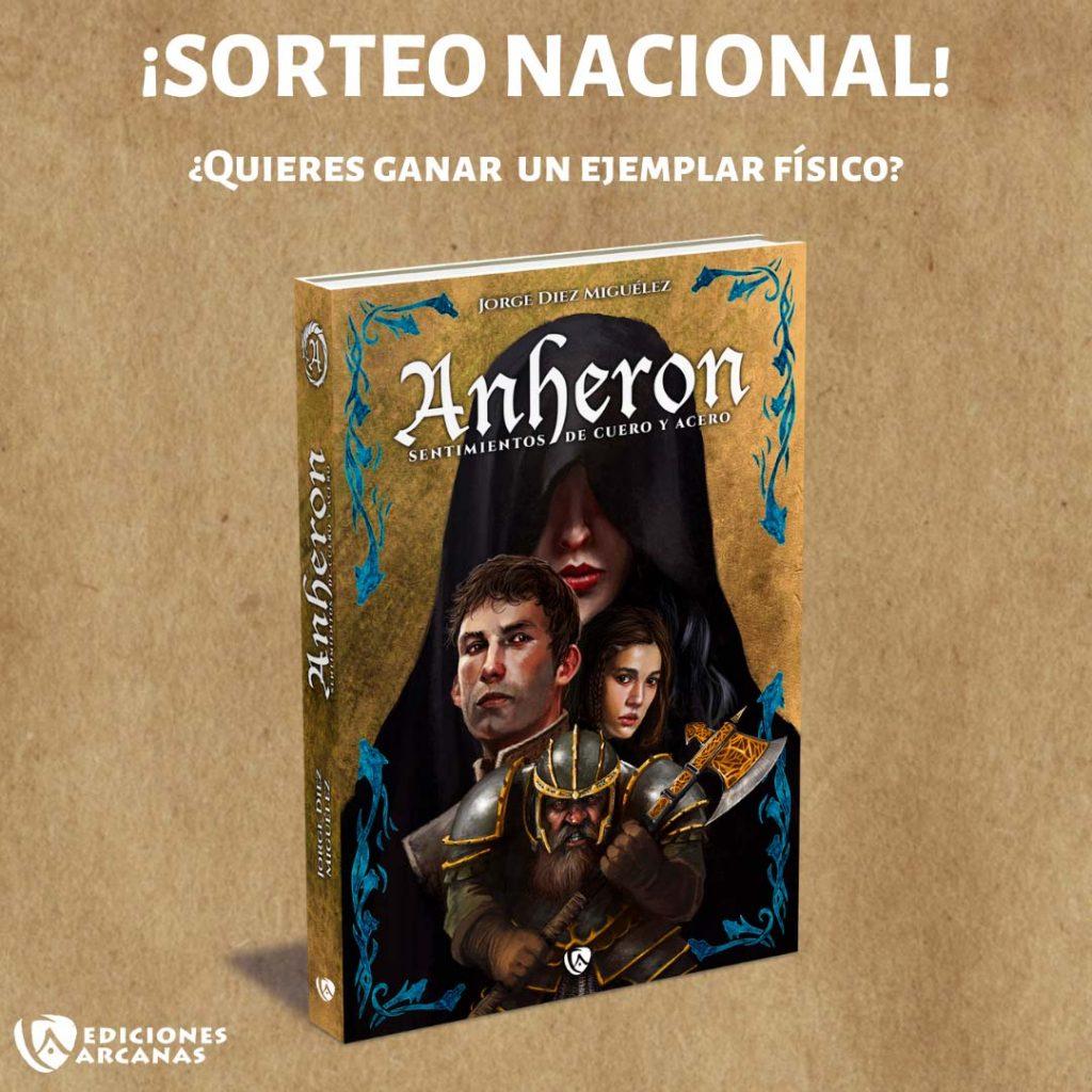 #sorteo Anheron 1