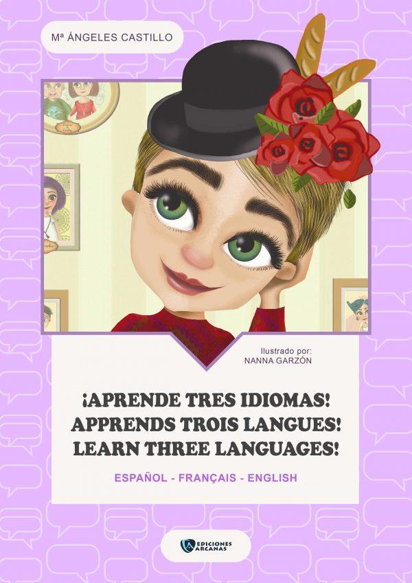 ¡Aprende tres idiomas!