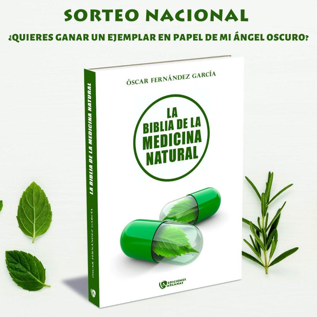 Sorteo La biblia de la medicina natural
