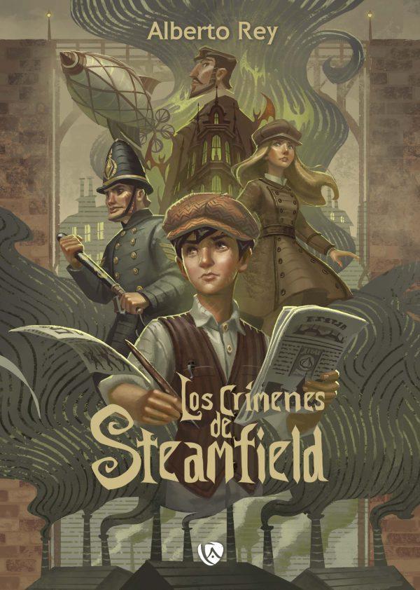 Los crímenes de Steamfield